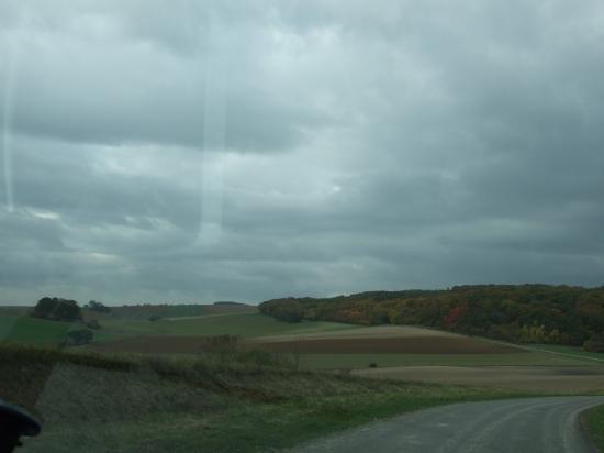 Dans l'Aisne