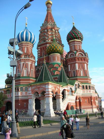 horlaoge du Kremlin